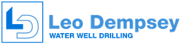 Leo Dempsey Water Well Drilling logo